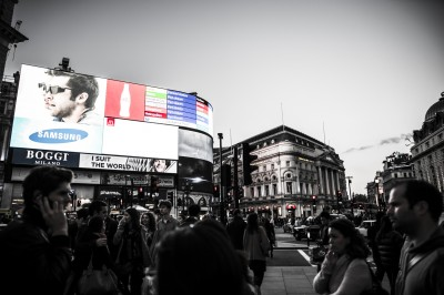 london – piccadilly