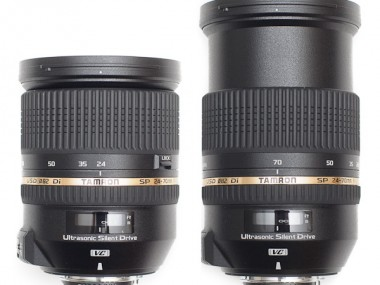 tamron SP 24-70mm f2.8 VC USD